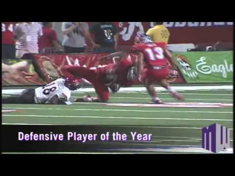 Mountain West Announces 2012 Football All-Conference Teams and Individual Honors
