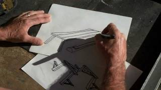 How To Make A Picnic Table Part 3 Of 3 By Artisan Mitchell Dillman