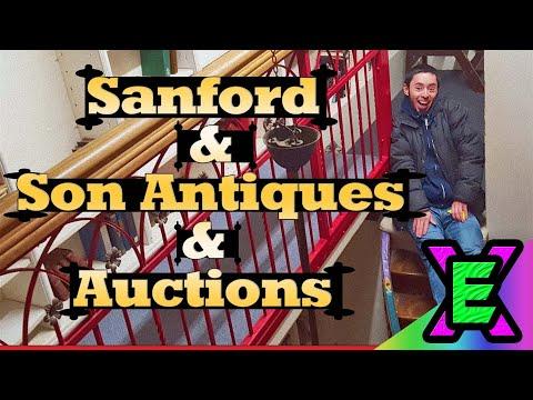 Sanford & Son Antiques & Auctions -Tacoma, WA