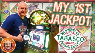 My 1st JACKPOT on Tabasco Slots! 🔥BIG WIN + Bonus Black Widow