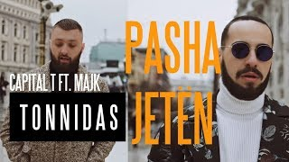 KARAOKE : Capital T ft. Majk - Pasha Jetën (Lyrics)