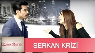 Zuhal Topal'la 70. Bölüm (HD) | Cansu ve İbrahim Arasında Serkan Krizi!