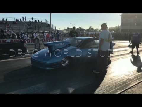 Street Outlaws Jerry Bird Bird Boyz at Edmund Hall Showdown 2017