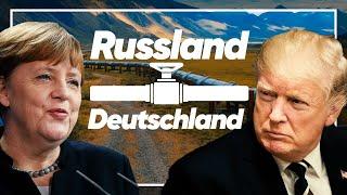 Neue Pipeline zwischen Russland und Deutschland durch Europa | Pro und Contra Nordstream 2, USA, EU