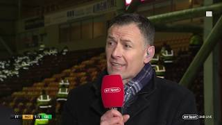 """Epic Chris Sutton rant! """"The standard of refereeing in this country is ROTTEN!"""""""