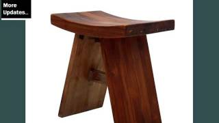 Modern Wood Stools Collection