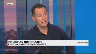 Polar explorer Sebastian Copeland on the