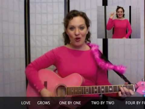 Children's Song: Love Grows with Miss Nina