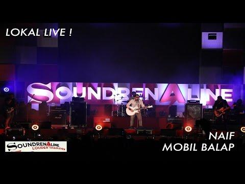 NAIF MOBIL BALAP LIVE SOUNDRENALINE 2016 GWK BALI SO MUCH FUN!