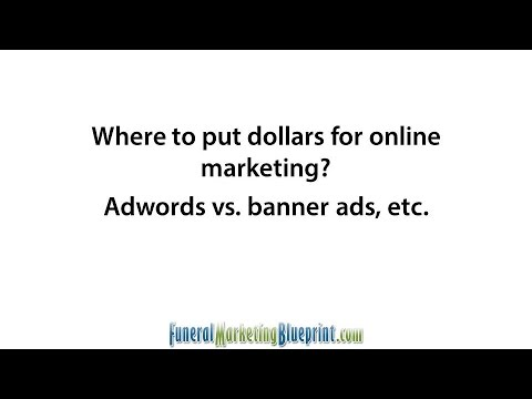 Online Advertising for Funeral Homes