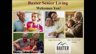 Anchorage Senior Housing Presentation by Baxter Senior Living