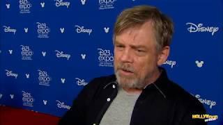 """Марк Хэмилл: новая часть Звёздных войн """"Последние джедаи"""" будет довольно захватывающей и уникальной"""