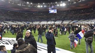 Así se vivieron los ataques terroristas en el estadio francés