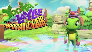 Yooka-Laylee and the Impossible Lair (PS4) + BONUS!