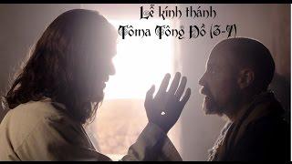 Lễ kính thánh Tôma   Thư gửi thánh Tôma Tông Đồ
