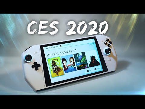 The Coolest Tech at CES 2020!