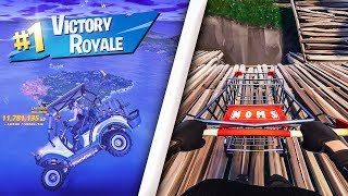 These are all the BEST WORKING glitches in Fortnite! Under/Out of the map, turbo farming + more!