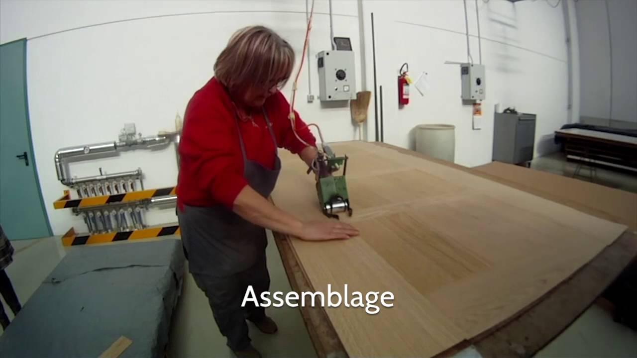 Les étapes De La Fabrication Du0027une Porte