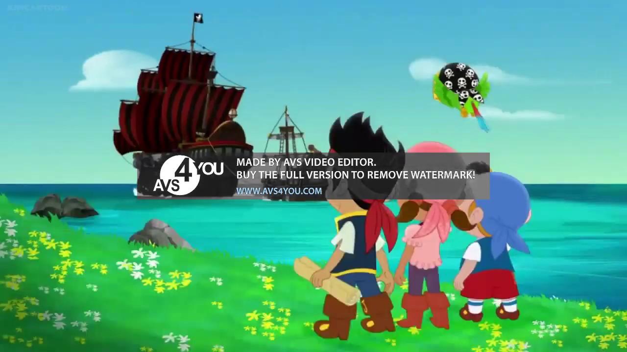 Jake and The Neverland Pirates (Hart JuniorTHX Nintendo ...