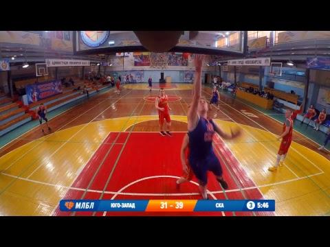 12.01.2019. НБА  Юго-Запад - БК СКА.