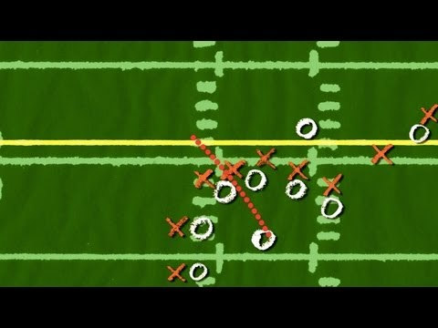 Video image: Gridiron physics: Scalars and vectors - Michelle Buchanan