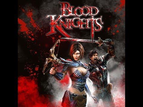 Запись 22 - Blood Knights (PS3) - РПГ с элементами адвенчуры.