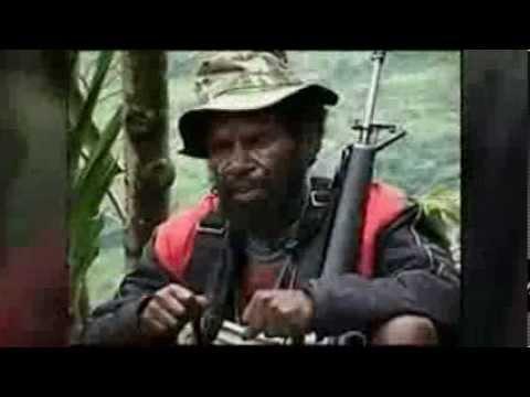West Papuan Rebel