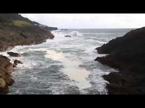 Depoe Bay, Oregon: Nature Sounds: Relaxing Nature Ambience