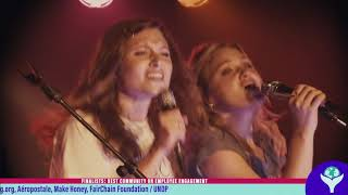 Aly & AJ - Joan of Arc on the Dance Floor (Live at the Shorty Awards 2020)