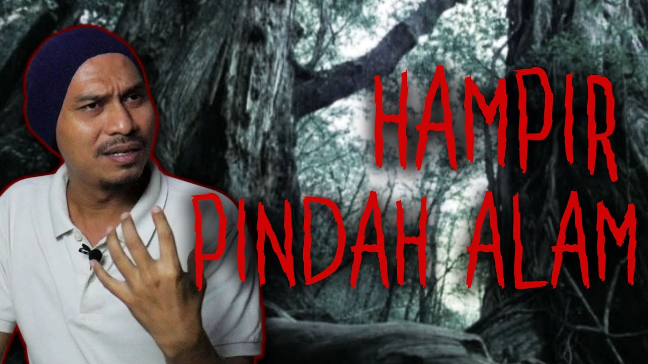 BACA BISMILLAH KALO LEWAT POHON INI - Kisah HOROR GUNUNG SLAMET via BAMBANGAN with Runan Handoyo
