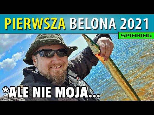 2021 ➤ pierwsza BELONA w tym sezonie :)
