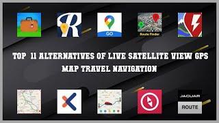 Live Satellite View GPS Map Travel Navigation screenshot 4