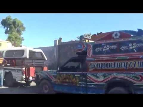 THE REAL STREETS OF PORT AU PRINCE, HAITI 2020 (TABARRE)