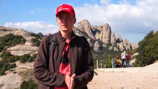 Поездка в монастырь Монтсеррат из Барселоны(This video is about 2014-03-13 Монтсеррат., 2014-08-25T21:37:44.000Z)