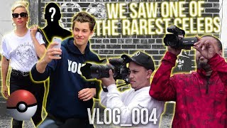 WE SAW ONE OF THE RAREST CELEBS !! || Positive Paps 004