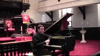 Robert Buxton Pianist Introduction to Grieg Four Lyric Pieces