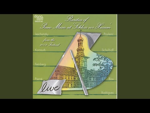 Sonata No. 1: I. Allegro molto