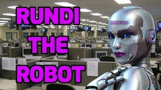 Tech Support Scammer And Robot Rundi thumbnail