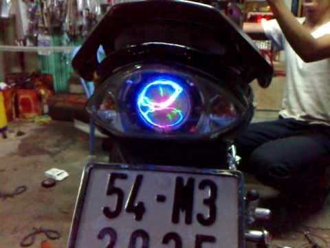 Đèn đuôi hàng độc của EX ( 5 xị mấy lun òi )
