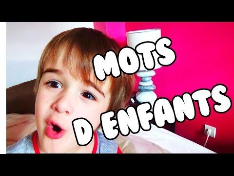 MOTS D'ENFANTS - ANGIE LA CRAZY SÉRIE -
