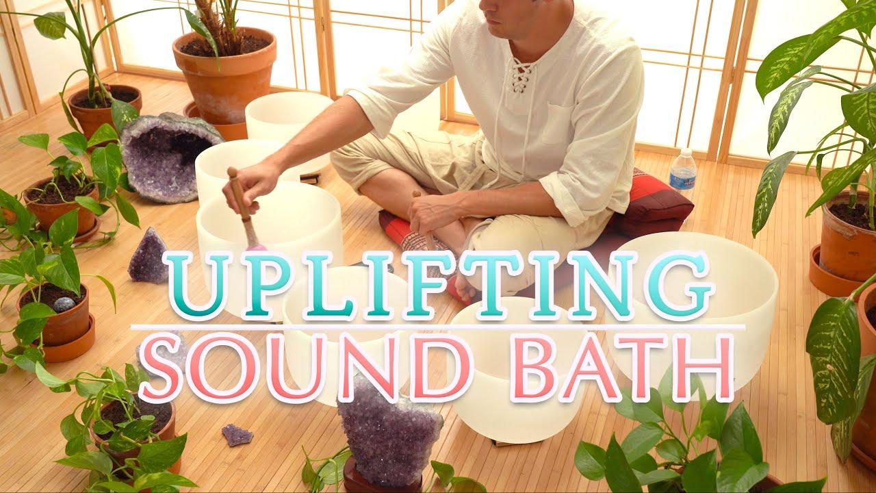 Sound Bath for Depression: A Dedication to A Dear Friend | Crystal Singing Bowls | Meditation Music
