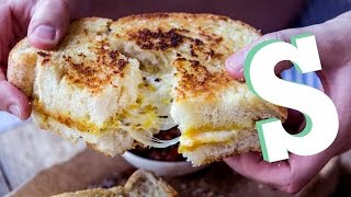 Ultimate Grilled Cheese Sandwich Recipe - SORTED