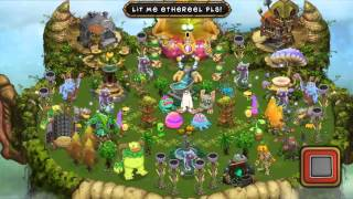 My Singing Monsters- planet islend