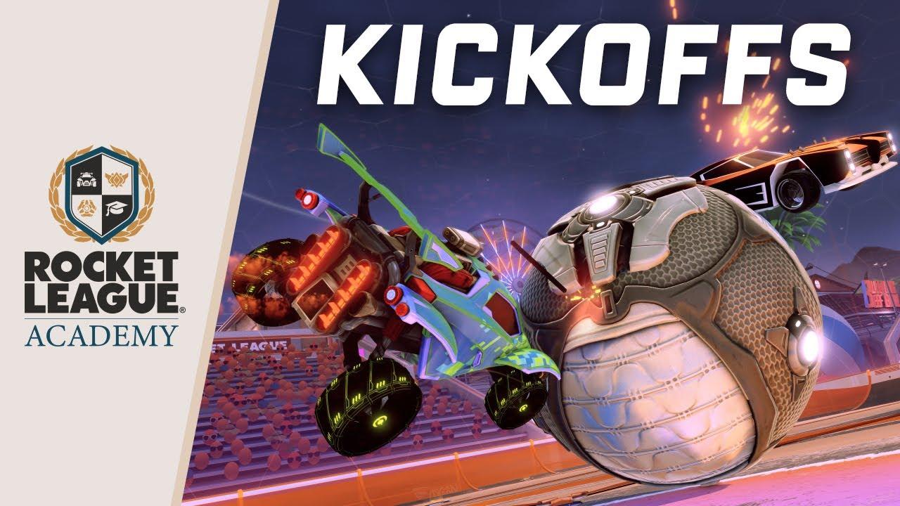 Rocket League® Academy - Kickoffs