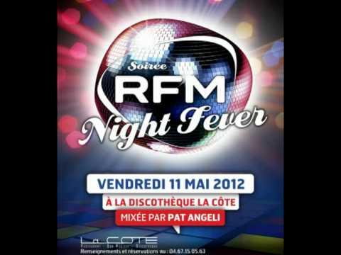 RFm Night Fever @ La Cote