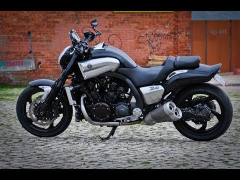 Yamaha Vmax 1700: Walk around with tuned specs info