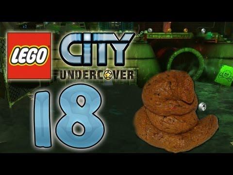 Let's Play Lego City Undercover Part 18: Bankraub mit Fäkalzusatz