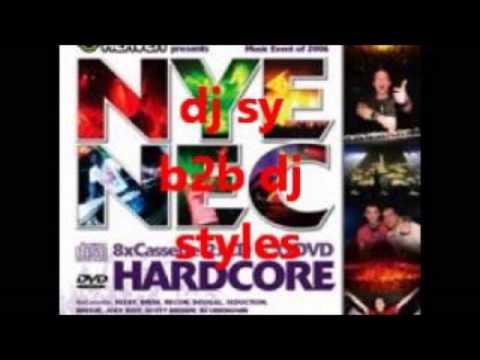 Dj Sy B2B Dj Styles. Slammin' vinyl Nye 06/07