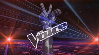 This is 'The Voice Global' thumbnail