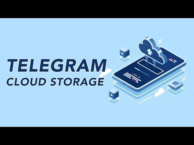 Cara Menggunakan Cloud Storage di Telegram